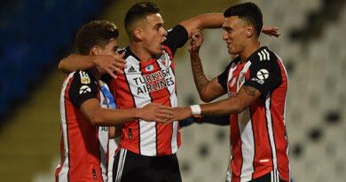 River: Los hisopados dieron negativos y Matías Suárez regresa al plantel