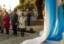"""Bahl: """"Mantener la bandera bien alta es símbolo de unidad y esperanza"""""""