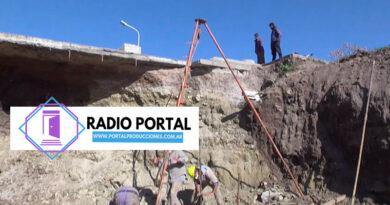 Reconstruyen el Puente de calle Moreno: prevén que la obra esté lista en 60 días