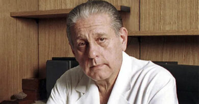 Se cumple un nuevo aniversario de la muerte de René Favaloro